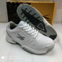 sepatu olahraga tenis spotec Dexter white 38-43 original