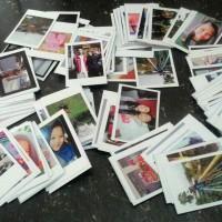 cetak foto polaroid murah 2R (6x9)
