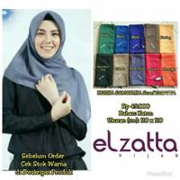Hijab Jilbab Segi Empat KEISHA SAMARTHA Scraf by ELZATTA Original
