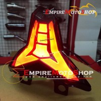 Lampu Stop ZX25R ZX 25 R Eagle Eyes