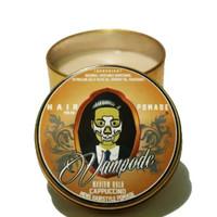 Pomade Vamode capucino lokal minyak rambut beeswax original indonesia