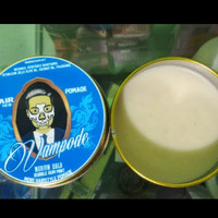 Pomade Vamode Bubble Gum lokal minyak rambut beeswax original