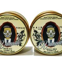 Pomade Vamode Vanila lokal minyak rambut beeswax original indonesia