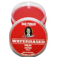 Pomade Water Based VAMPODE Aquamen Lokal Heavy Red