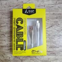 Kabel Data Fast Charging Micro Usb DKM 100 merk original DAP