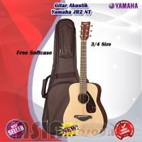 Gitar Akustik Yamaha JR2 - JR 2 - JR-2 Original Free Softcase