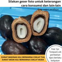 JUMBO BUAH ZURIAT MADINAH - PROMIL Ukuran Extra besar - PROGRAM HAMIL
