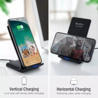 Rax fly 10W Qi Wireless Charger for iPhone x 8 plus fast charging