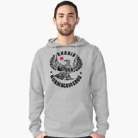Jaket Hoodie Jumper Sweater The Eagle Khabib Nurmagomedov UFC Mcgregor