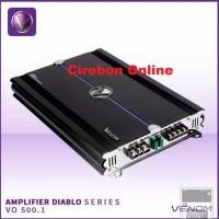 Power Monoblok Venom Diablo V 500.1 - Amplifier Mobill Mono Block