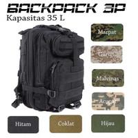 Backpack Army 3p Lokal/Tas pria/tas tentara/Ransel Army