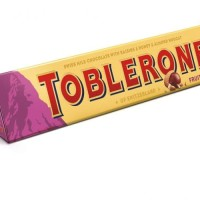 Coklat Toblerone Fruit & Nut Import - Terenak Termurah