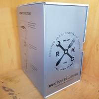 original Rok Coffee Grinder Manual - Alat Penggiling - Mesin Giling