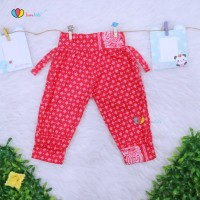 Aladin Motif Bayi Size 6-12 Bulan / Celana Baby Anak Perempuan Legging