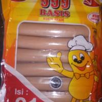 Gebooy 999Basis(Baso Sosis Ayam) Isi21/440GRAM
