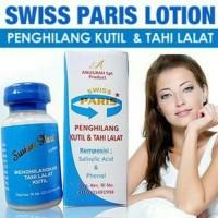 Obat Penghilang Kutil & Tahi Lalat Swiss Paris Lotion