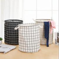 Laundry Bag Kain Tempat Simpan Baju Kotor Keranjang Pakaian StorageBox