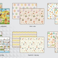 Parklon Playmat PE Roll Double Side / Matras Karpet Lantai Bayi Korea