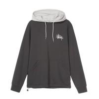 Hoodie Stussy jaket jacket sweater hype original 2 warna color outer