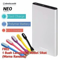 Power Bank Delcell Neo 10000 mAh