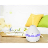 PROMO Aroma Therapy Air Humidifier Night Light 300ml Bergaransi