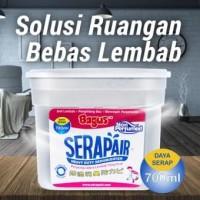 Bagus Serap Air Square Box 700 ml Non Perfumed / Anti Lembab Jamur