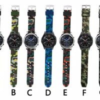 Strap Samsung S3 Gear Army Rubber - Army Strap Samsung S3 Frontier