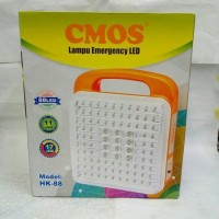 CMOS LAMPU EMERGENCY LED HK 88