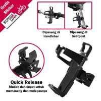 Tempat Botol Minum Sepeda Bottle Cage Beto Clamp Quick Release