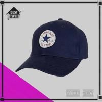 Topi Baseball Converse All Star Navy produk terbaru
