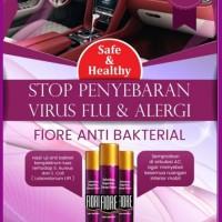 FIORE AUTO Anti Bakteri - Basmi Bau Rokok dan Serap Debu 100 ml