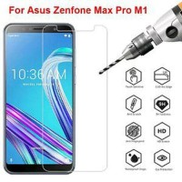 TEMPERED GLASS ASUS ZENFONE MAX PRO M1 SCREEN GUARD TRANSPARANT 9H H