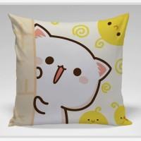 Bantal Sofa / Cushion - Cat Hello