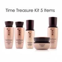 (5 items) SULWHASOO Time Treasure Kit Anti Aging