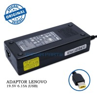 Adaptor LENOVO 19.5V 6.15A (USB Pin Central) 120W For PC All In One