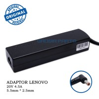 Original Adaptor/Charger Laptop Lenovo 20v 4.5A 90W (5.5mm * 2.5mm) Te