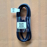Kabel Data Xiaomi Redmi 4X BLACK Original 100% Fast Charging Micro USB - Hitam