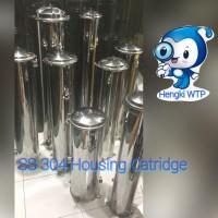 """SS304 Multi Housing Cartridge 30"""" isi 3"""