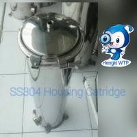 """SS304 Multi Housing Cartridge 20"""" isi 3"""