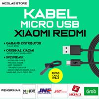 [HOT] Kabel Data Xiaomi 2A ORIGINAL (Micro USB) USB Cable data
