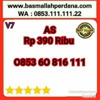 Nomor cantik As triple 1 111 0853 60 816 111 V10 R13