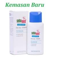 Sebamed Clear Face Deep Cleansing Facial Toner Kulit Berjerawat 150ml