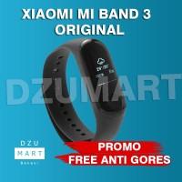 XIAOMI Mi Band 3 / Miband 3 OLED ORI Smartwatch ORIGINAL Miband3 Hitam