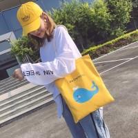 TC30 Korea Cool Printing Tote Bag/ Tas Selempang