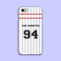Casing Handphone BTS RM Rap Monster Jersey Asus, LG, HTC Lenovo Huawei