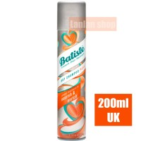 Batiste Dry Shampoo Plus Almond loveliness to nourish & enrich 200ml