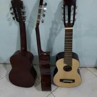 gitar klasik nilon mini anak atau dewasa