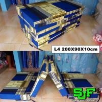 Limited Kasur Lipat Busa Inoac UK 200x90X10 cm