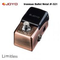 Efek Gitar Joyo Ironman Bullet Metal JF-321 JF321 JF 321 Original