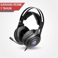 Digital Alliance Black Titan Gaming Headset USB Surround Sound